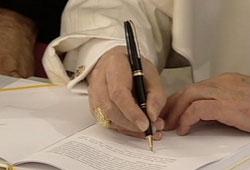 lettera parlamentare
