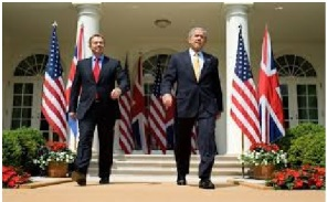 bush e blair